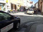 Außenansicht mit den Motorrädern | Fahrschule Ralf Ehrentraut Löbau